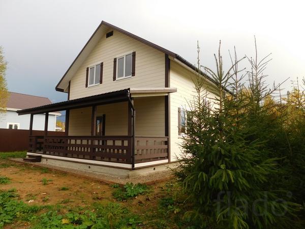 Дом 155 м² на участке 10 сот.