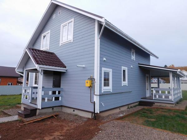 Дом 175 м² на участке 12 сот.