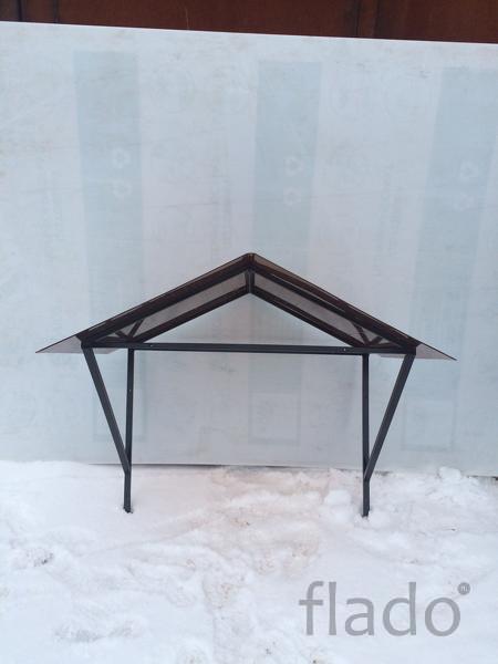 Козырьки для крыши с доставкой