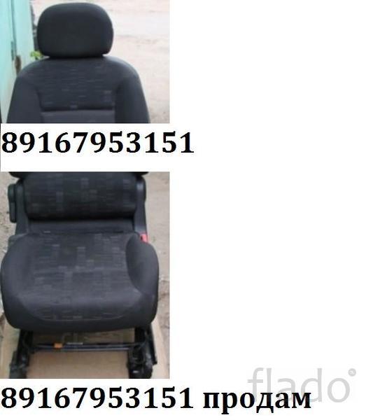 Продам передние сидения ситроен берлинго пежо партнер 2003-2007