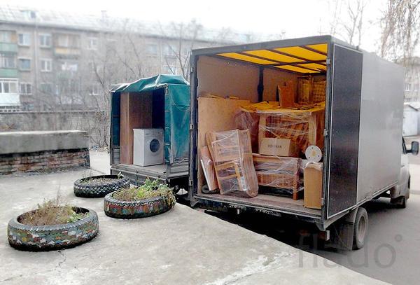 Садовое переезд по межгороду