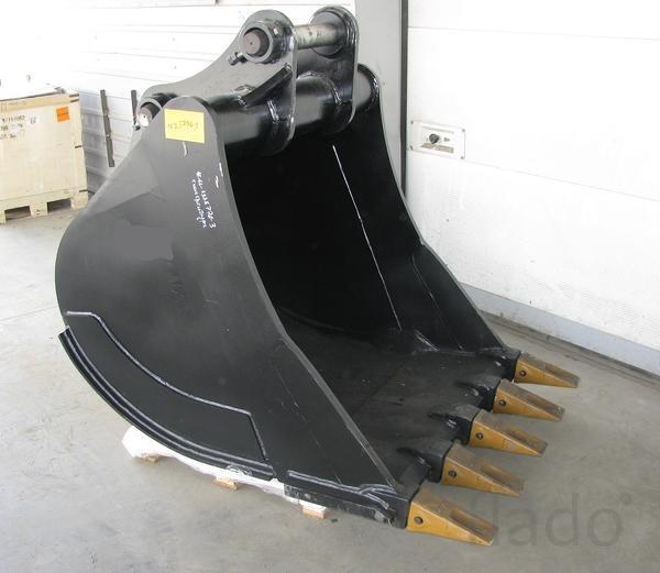 Ковши усиленные на Komatsu pc200 pc220 pc300