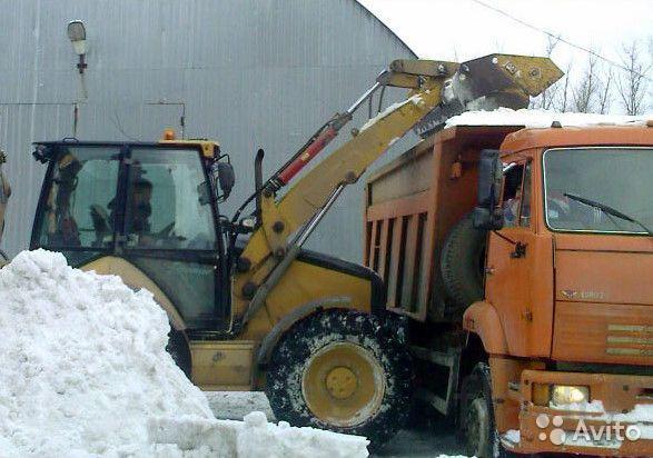 Снег - чистка,уборка,вывоз.
