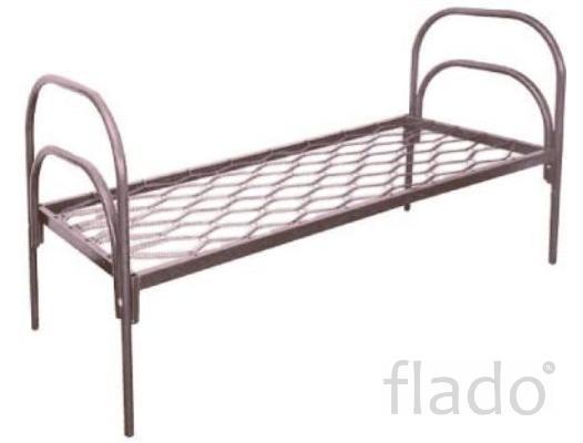 Кровать металлическая 160х200