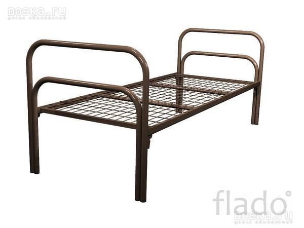 Кровать 200 200 металлическая
