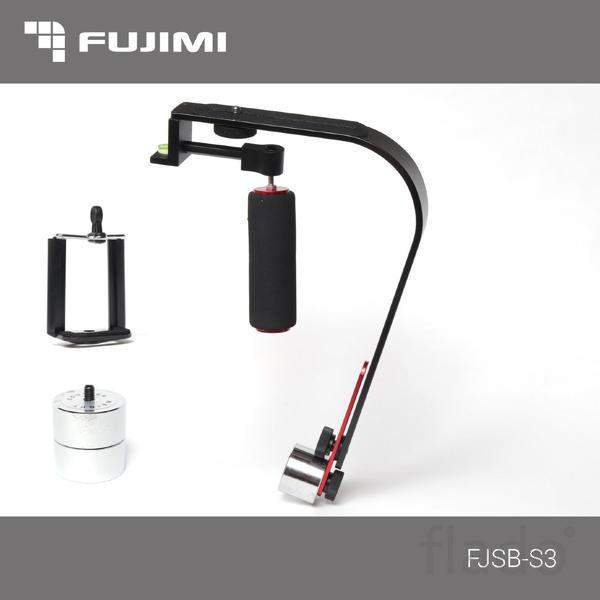 Ручной стабилизатор для фотокамер, видеокамер, смартфона, камер GoPro
