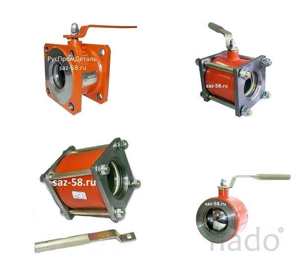 Кран кшф ДУ-50, ДУ-80, ДУ-100 на бензовоз и топливозаправщик