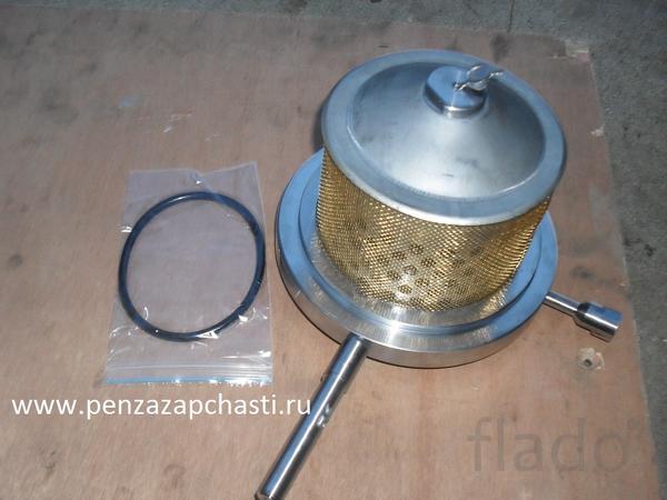 Клапан донный ДКП-90/01 с ручным дублером