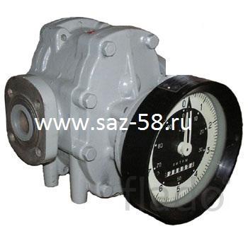 Счетчики ППО-25, ППО-40 на топливозаправщик