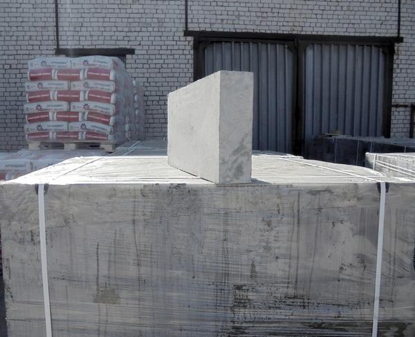 Пеноблок 600х300х100 с фиброволокном армированный (Фиброблок)