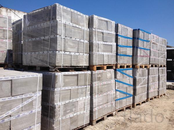 Пеноблок 600х300х200 с фиброволокном армированный (Фиброблок)