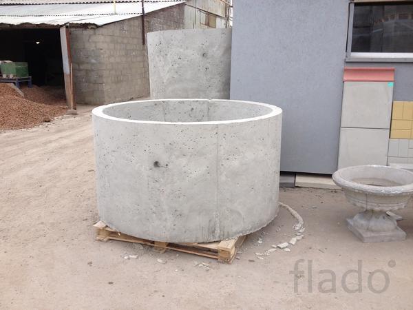 Кольца армированные КС 15.9 канализационные