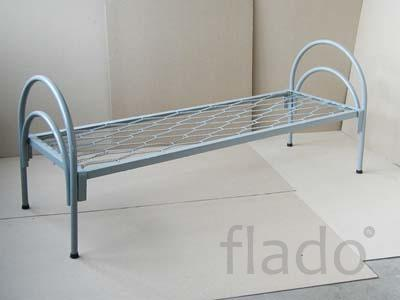 Кровати одноярусные металлические кровати москва купить металлические