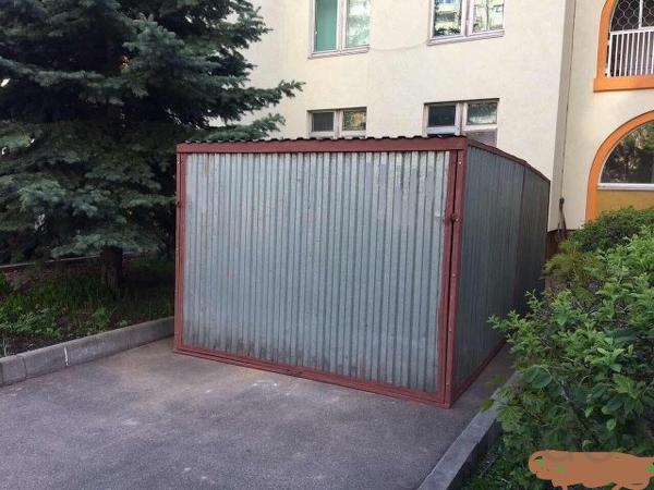 Гараж, 22 м²