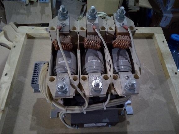Контакторы вакуумные КВ-1,14