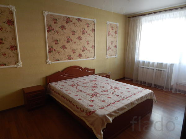 3-к квартира, 110 м², 2/6 эт.