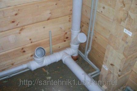 Замена и монтаж  водопроводных , канализационных труб