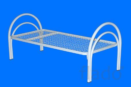 Кровать металлическая двуспальная Купить металлическую кровать