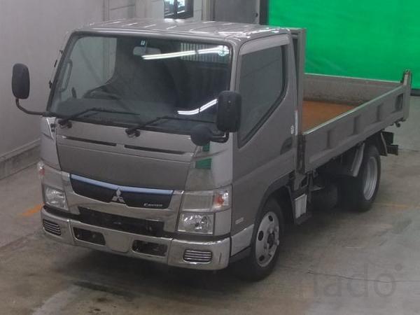 Самосвал MITSUBISHI CANTER  кузов FBA60 год выпуска 2012 грузопод 2 тн