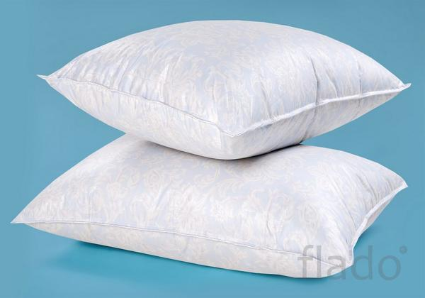 Мягкие подушки Файбер оптом по 195 рублей, подушки 60-60 смm