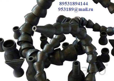 Пластиковые шарнирные трубки для подачи сож ½ и ¼ для токарных станков