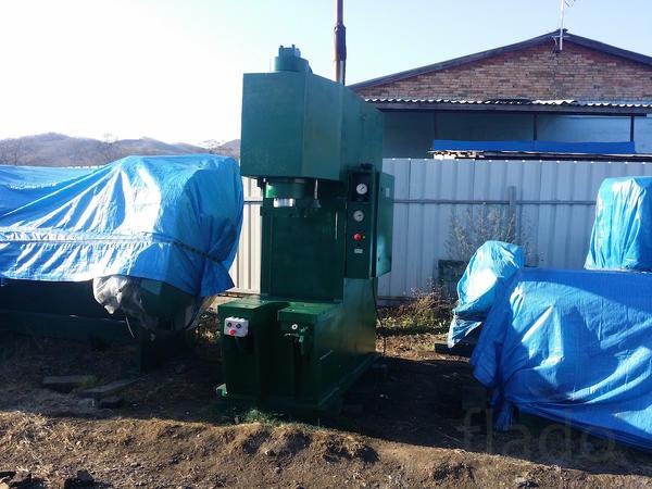П6330Б пресс гидравлический усилие 100 тонн продам, Владивосток