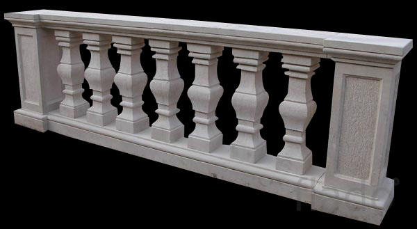 балясины бетонные балюстрада из бетона