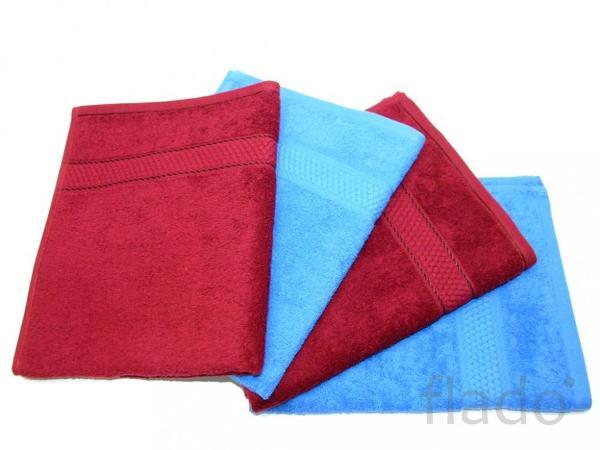 Полотенце махровое банное цветное ,полотен уце для гостиницв