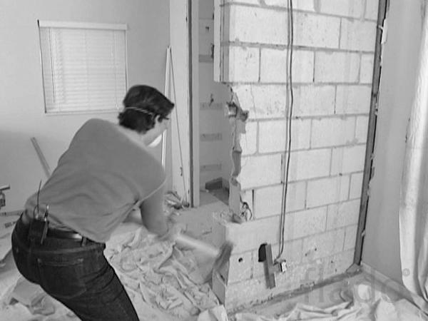 демонтаж стен сибит новосибирск
