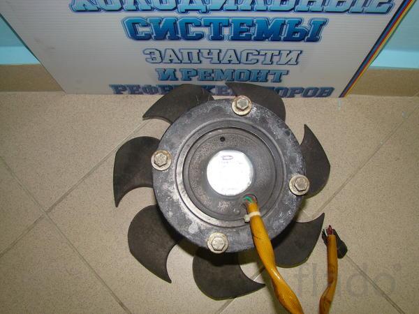 Carrier Vector - Ротор с электродвигателем 54-00555-03
