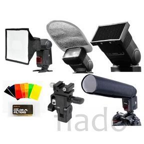 Комплект SA-K6 для накамерных фотовспышек