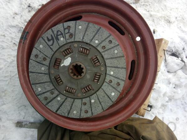Ведомый диск сцепления УАЗ