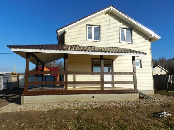 Дом 145 м² на участке 10 сот.