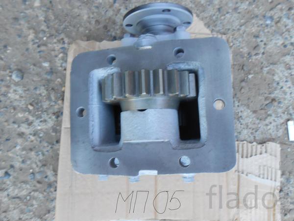 Коробки отбора мощности МП05, МП58, МП50