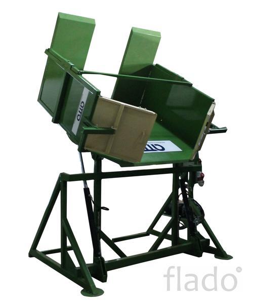 опрокидыватель контейнеров (для овощных ящиков) ОКГ-30