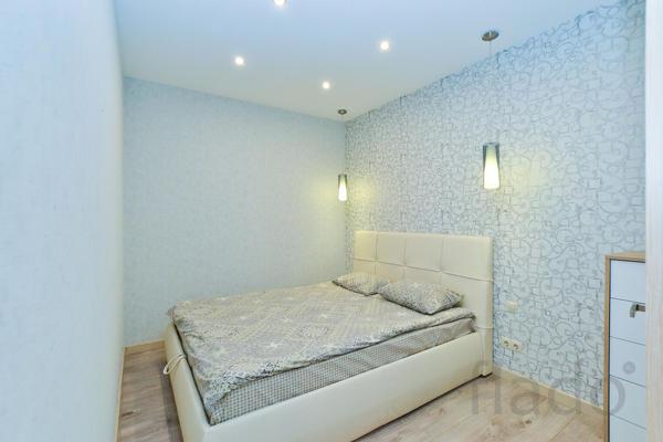 1-к квартира, 45 м², 18/21 эт.