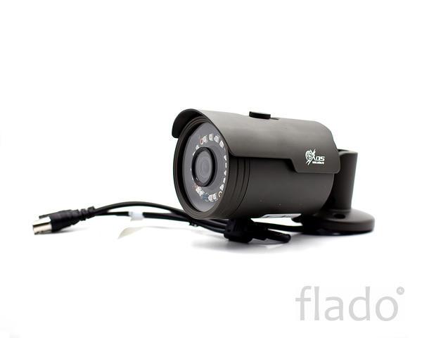 Уличная 2 mp камера AXI-XL66 SONY STARVIS 290. Видеонаблюдение под клю