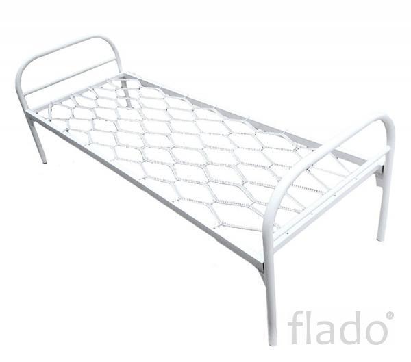 Кровати металлические для госпиталей, поликлиник кровати для турбаз