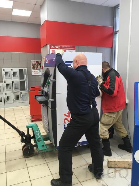 Перевезти сейф, банкомат в Смоленске и области. Надёжно и доступно.