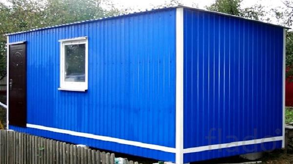 Дачный домик-летняя кухня от 3535 руб/кв.м.