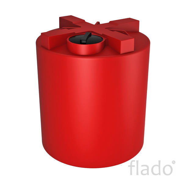 Емкость КАС 10000 Т красный