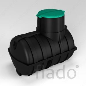 Емкость подземная U 3000 черный oil