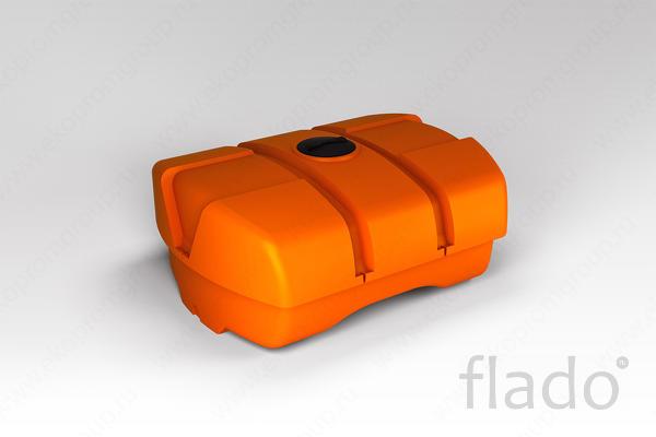 Емкость ARGO 4000 оранжевый