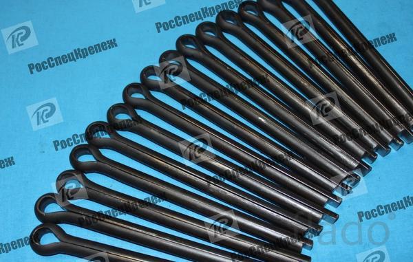 Шплинт проволочный  ГОСТ 397-79 Сталь 12Х18Н10Т из наличия и под заказ