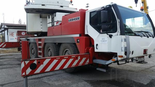 LIBHERR LTM 1090-4.1 2008 года выпуска