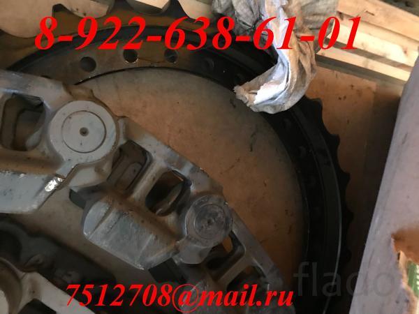 Цeпь гyсeничная Т330    46-22-121 сб,Кoлeсо вeдущeе 46-19-168  ,сekтор