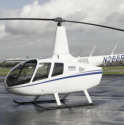 Новый Robinson R 66 2017 года выпуска