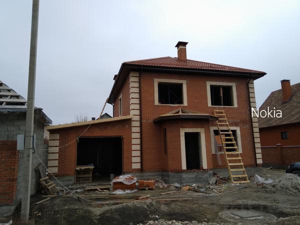 Строительство домов и зданий промназначения.