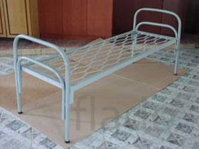 Кровати металлические для бытовок