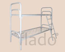 Кровати металлические оптом для рабочих
